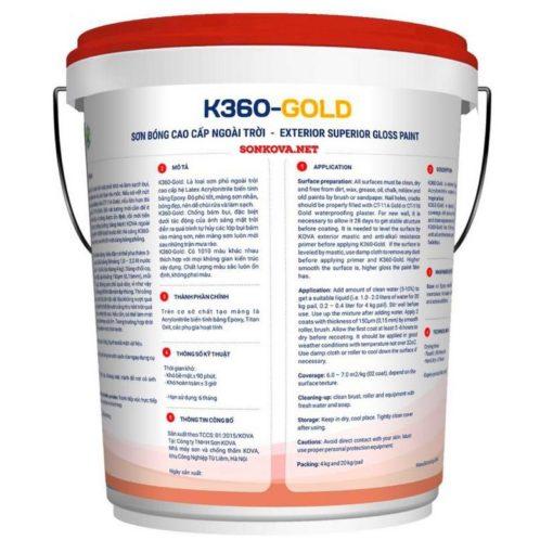 SƠN BÓNG CAO CẤP NGOÀI TRỜI K360-GOLD-1