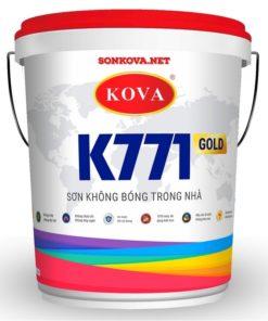 SƠN KHÔNG BÓNG TRONG NHÀ K771