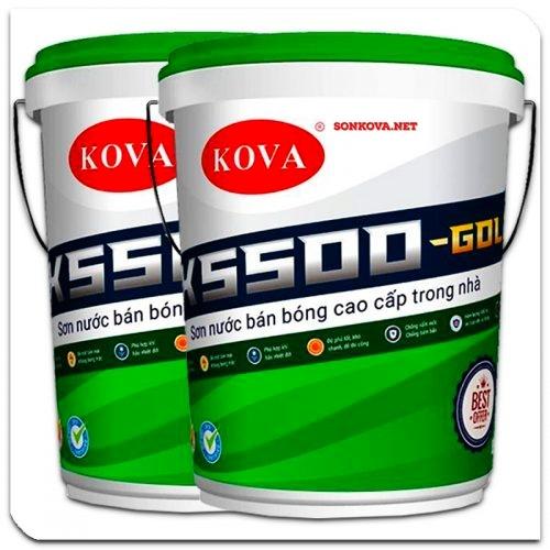 SƠN BÁN BÓNG CAO CẤP TRONG NHÀ K5500-GOLD-2
