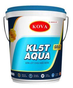 Sơn lót chịu mài mòn KL-5T-AQUA-GOLD